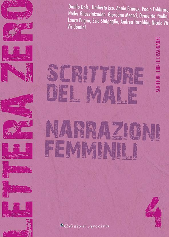 Lettera Zero (copertina)
